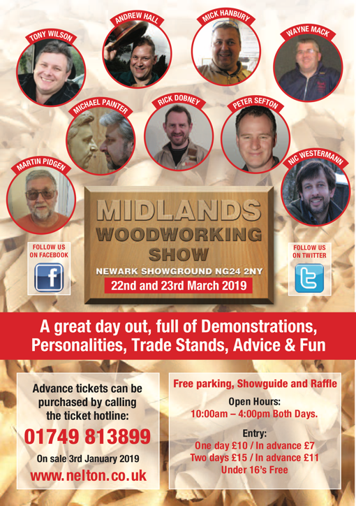 The Midlands Woodworking Show