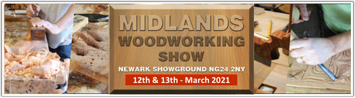 Midlands Woodworking and Powertool Show