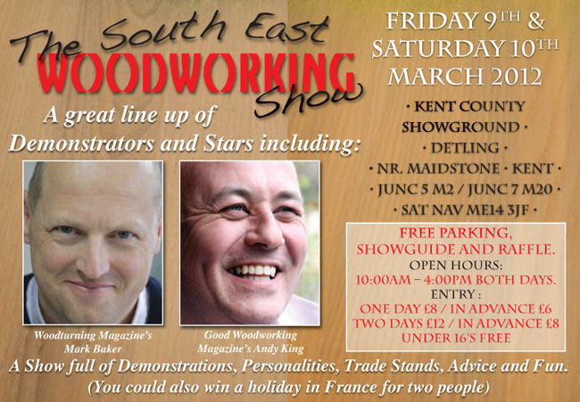 woodwork show
