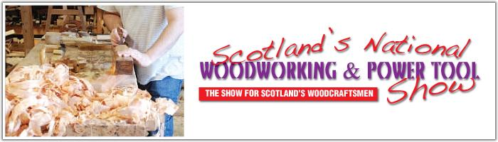 Scottish National Woodworkers show